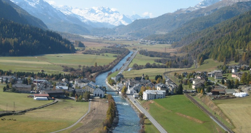 Well-being in Engadina